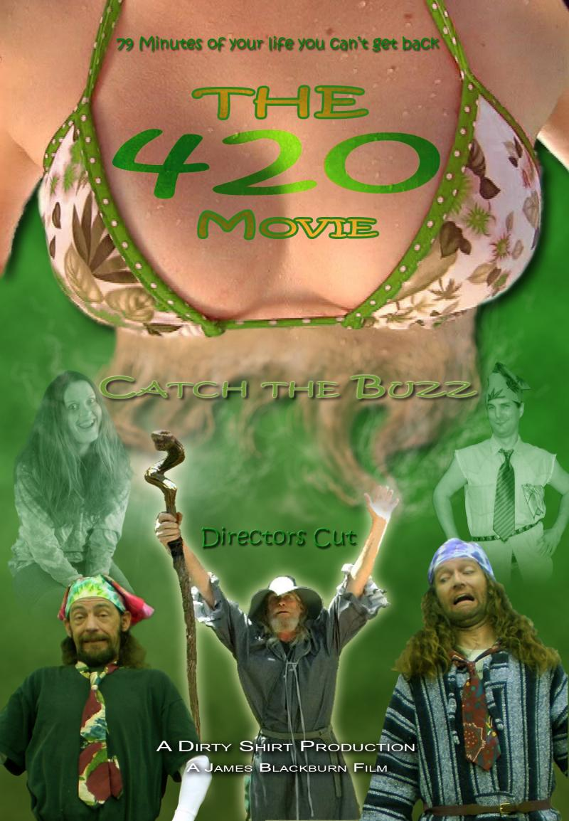 That 420 Movie - 79 minutes of your life you can't get back.